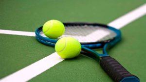 Секция тениса