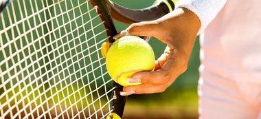 большой теннис в Никольском