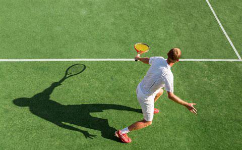 большой теннис занятия