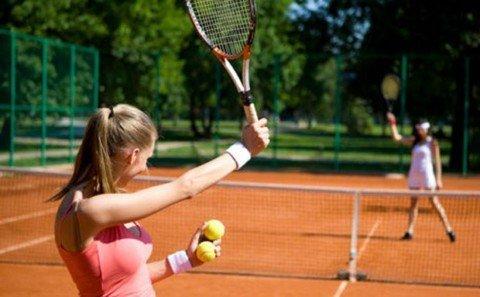 большой теннис индивидуальные занятия