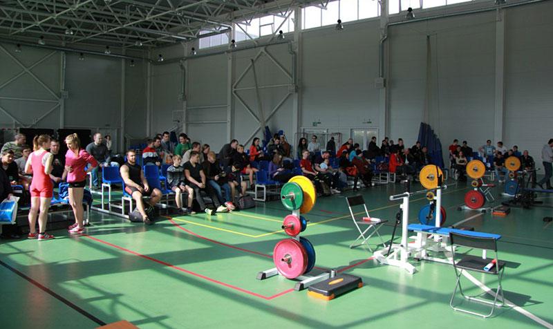 Спортивный центр «Факел»