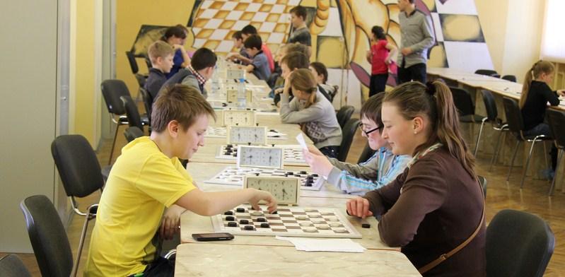 История создания и работы секции шашки СДЦ «Надежда»
