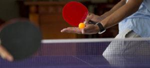 секция настольного тенниса в Никольском
