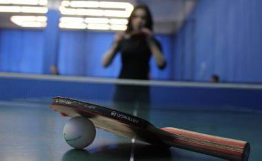 настольный теннис в Никольском