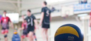 занятия волейболом в Никольском