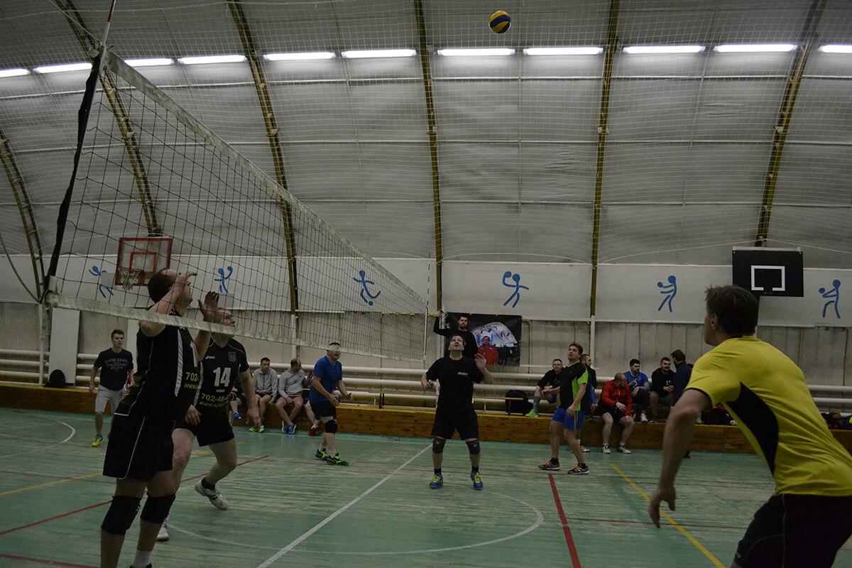 волейбол в Никольском